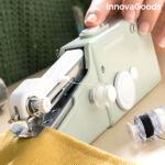 Kép 7/8 - Hordozható utazó kézi varrógép Sewket InnovaGoods