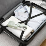 Kép 5/8 - Hordozható utazó kézi varrógép Sewket InnovaGoods