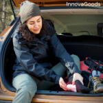 Kép 3/12 - InnovaGoods Lábmelegítő talpbetét (10 Darabos csomag)