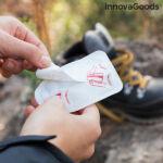 Kép 6/12 - InnovaGoods Lábmelegítő talpbetét (10 Darabos csomag)