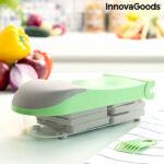 Kép 6/10 - InnovaGoods 7 az 1-ben zöldségdaraboló és reszelő receptekkel