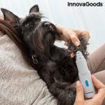 Kép 7/8 - Elektromos körömreszelő háziállatok számára PediPet InnovaGoods