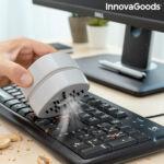 Kép 1/8 - Mini hordozható asztali porszívó Micuum InnovaGoods