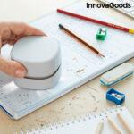 Kép 3/8 - Mini hordozható asztali porszívó Micuum InnovaGoods