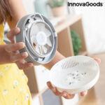 Kép 7/8 - Szúnyog elleni lámpa fali tartóval KL Lite InnovaGoods