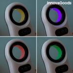 Kép 4/12 - InnovaGoods Ionizátor, lapátok nélküli párologtató légkondicionáló LED-del O·Cool 90W