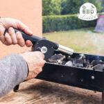 Kép 1/4 - Kézi Barbecue Ventillátor