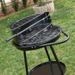 Kép 4/4 - BBQ Classics Kétszintes Faszenes Barbecue Sütő