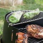 Kép 3/4 - BBQ Classics Kétszintes Faszenes Barbecue Sütő