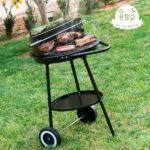 Kép 1/4 - BBQ Classics Kétszintes Faszenes Barbecue Sütő