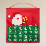 Kép 1/6 - Adventi kalendárium 144667 Szín Zöld