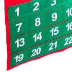 Kép 2/6 - Adventi kalendárium 144667 Szín Zöld