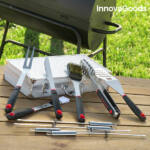 Kép 6/7 - InnovaGoods  Professzionális Eszközkészlet Barbecue-hoz (11 darabos)