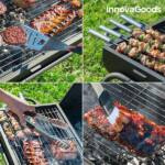 Kép 5/7 - InnovaGoods  Professzionális Eszközkészlet Barbecue-hoz (11 darabos)