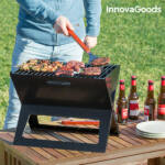 Kép 1/6 - InnovaGoods Hordozható és Összecsukható Faszenes Barbecue Sütő