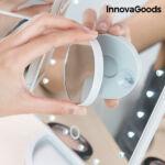 Kép 5/9 - InnovaGoods 4 az-1 ben Nagyító LED Tükör