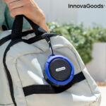 Kép 4/8 - Vízálló Hordozható Vezeték nélküli Bluetooth Hangszóró