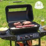 Kép 6/6 - BBQ Classics 1834VA Gáz Barbecue Sütő Grillel