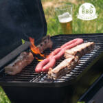 Kép 2/6 - BBQ Classics 1834VA Gáz Barbecue Sütő Grillel