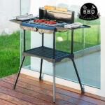 Kép 1/3 - BBQ Classics YR4 Elektromos Barbecue Sütő Lábakkal