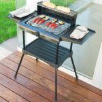 Kép 3/3 - BBQ Classics YR4 Elektromos Barbecue Sütő Lábakkal
