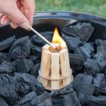 Kép 1/3 - BBQ Classics Fa Barbecue Gyújtó