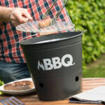 Kép 1/5 - BBQ Faszenes Barbecue Vödör