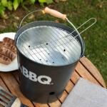 Kép 3/5 - BBQ Faszenes Barbecue Vödör