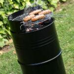 Kép 3/3 - BBQ Faszenes Barbecue Hordó