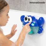 Kép 6/8 - InnovaGoods Zenés tarisznyarák szappanbuborékokkal Crabbly