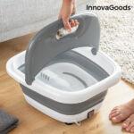Kép 6/8 - InnovaGoods Összecsukható lábfürdő Aqua·relax 450W