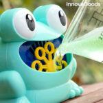 Kép 4/8 - InnovaGoods Automatikus szappanpumpás gép Froggly, kék