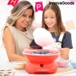 Kép 2/8 - InnovaGoods Vattacukor Készítő Sweetycloud, 400W