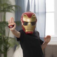 Hero Vision Iron Man Augmented Reality Hasbro