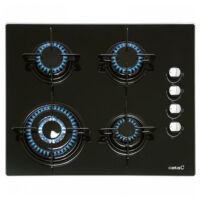 Gáz Főzőlap Cata CIB6031BK (60 cm) Fekete (4 Tűzhelyek)