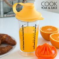 Cook Yolk & Juice Keverőpohár Gyümölcsfacsaróval
