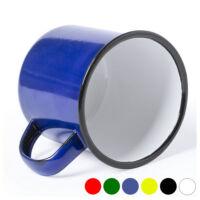 Retró Bögre (350 ml) 145571 Szín  Kék