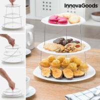 InnovaGoods Összecsukható Forgó Tányérok