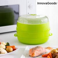 InnovaGoods Fresh Dupla Pároló Mikrosütőhöz