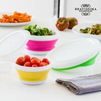 Bravissima Kitchen Összehajtható Ételtároló Dobozok (3 darab)