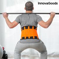 InnovaGoods Tartásjavító és Karcsúsító Sportöv Méret: XL