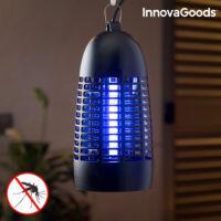 InnovaGoods KL-1600 Szúnyogírtó Lámpa 4 W Fekete