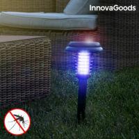 InnovaGoods Szúnyogriasztó Szolárlámpa Kertbe SL-700