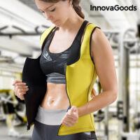 InnovaGoods Női Szauna Hatású Sport Mellény Méret: XL