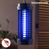 InnovaGoods Szúnyogriasztó Lámpa KL-1800 6W Fekete