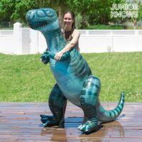 Junior Knows Óriási Felfújható T-Rex Dinoszaurusz