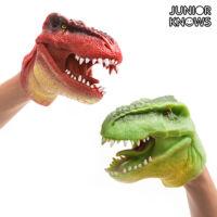 Junior Knows Dinoszaurusz Kézbáb