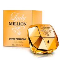 Lady Million Paco Rabanne EDP 80 ml Női parfüm