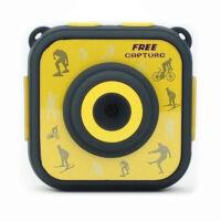 Sport Kamera Tartozékokkal Denver Electronics ACT-1303 1280 x 720 HD Sárga,