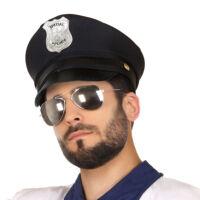 Kalap Rendőr Fekete 117699